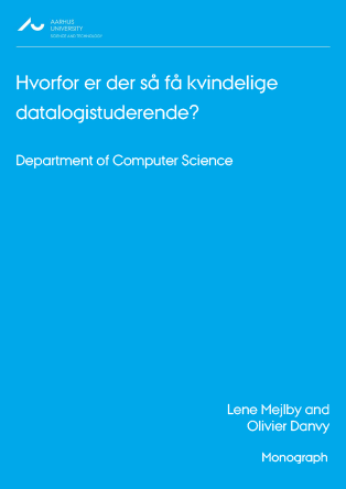 Cover for Hvorfor er der så få kvindelige datalogistuderende?