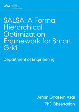 Cover for SALSA: A Formal Hierarchical Optimization Framework for Smart Grid