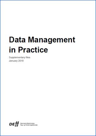 Forsidebillede til Data Management in Practice Supplementary Files