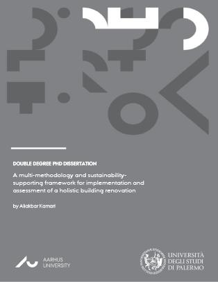 Forsidebillede til A multi-methodology and sustainability-supporting framework for implementation and assessment of a holistic building renovation: Implementation and assessment of a holistic sustainable building renovation