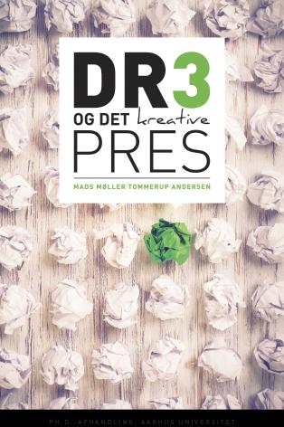 Forsidebillede til DR3 og det kreative pres
