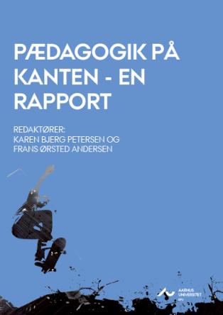 Forsidebillede til Pædagogik på Kanten: En rapport