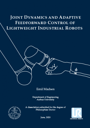 Forsidebillede til Joint Dynamics and Adaptive Feedforward Control of Lightweight Industrial Robots