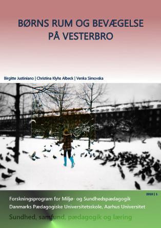 Cover for Børns rum og bevægelse på Vesterbro